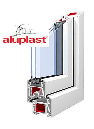 оконный профиль aluplast