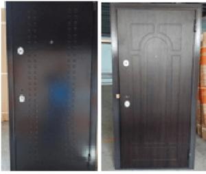 Входная дверь Бульдорс 3