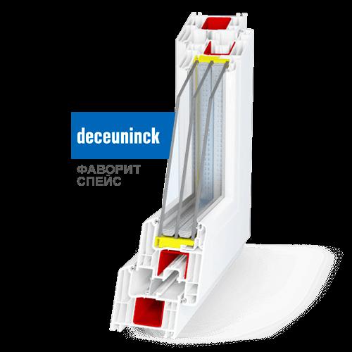 Оконные системы deceunick