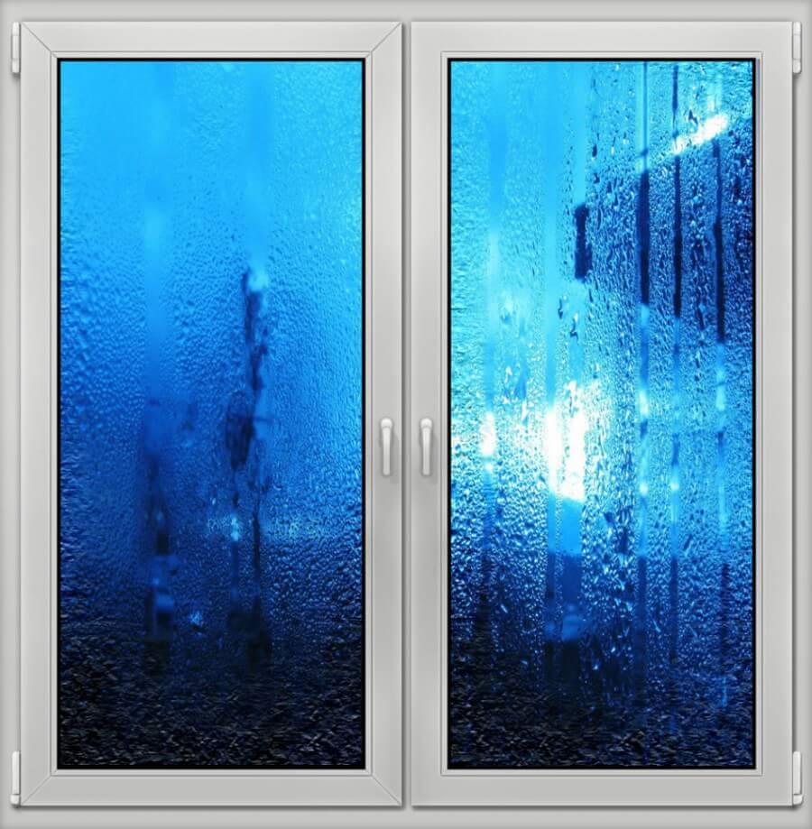 запотевающие окна