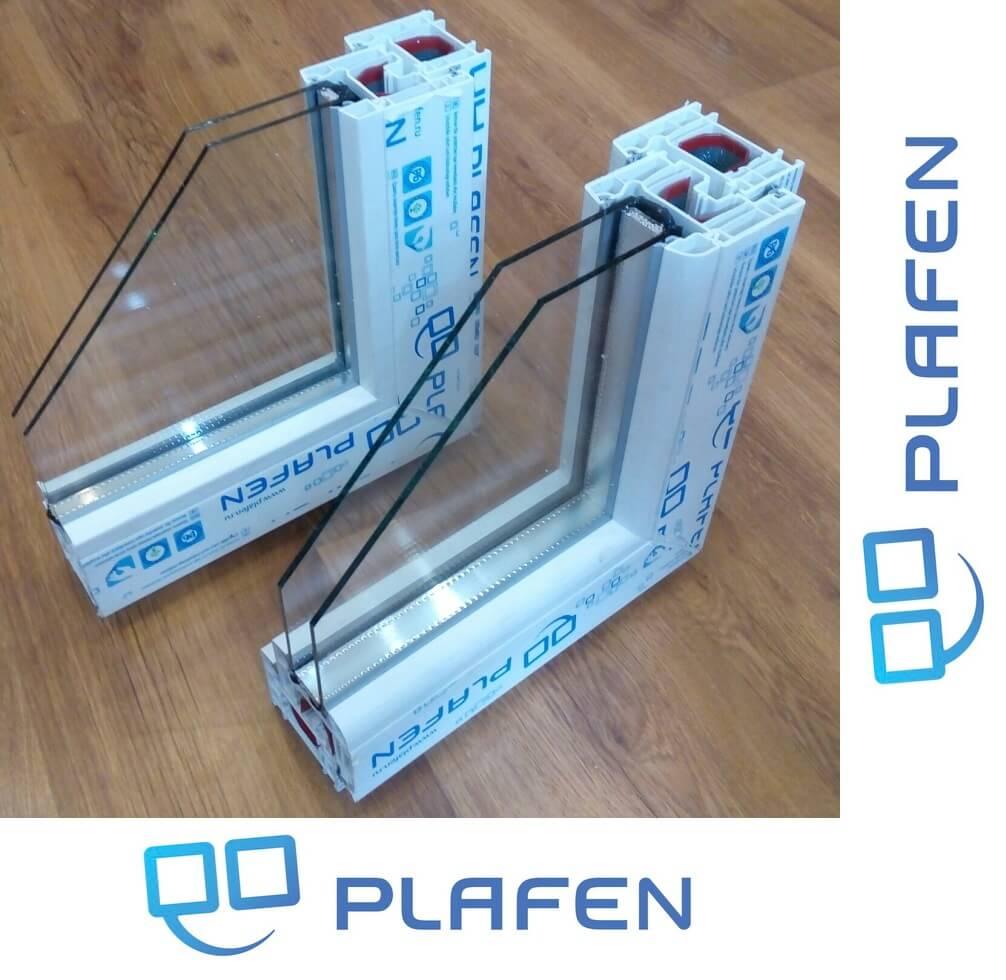 оконный профиль Plafen